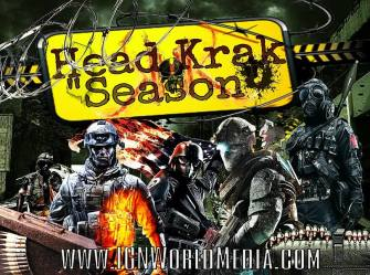 Head Krak Season Release Date Oct 31 2014 www.headkrakmusic.com